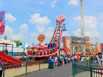 코니아일랜드 루나 파크 티켓 - 놀이공원 라이드