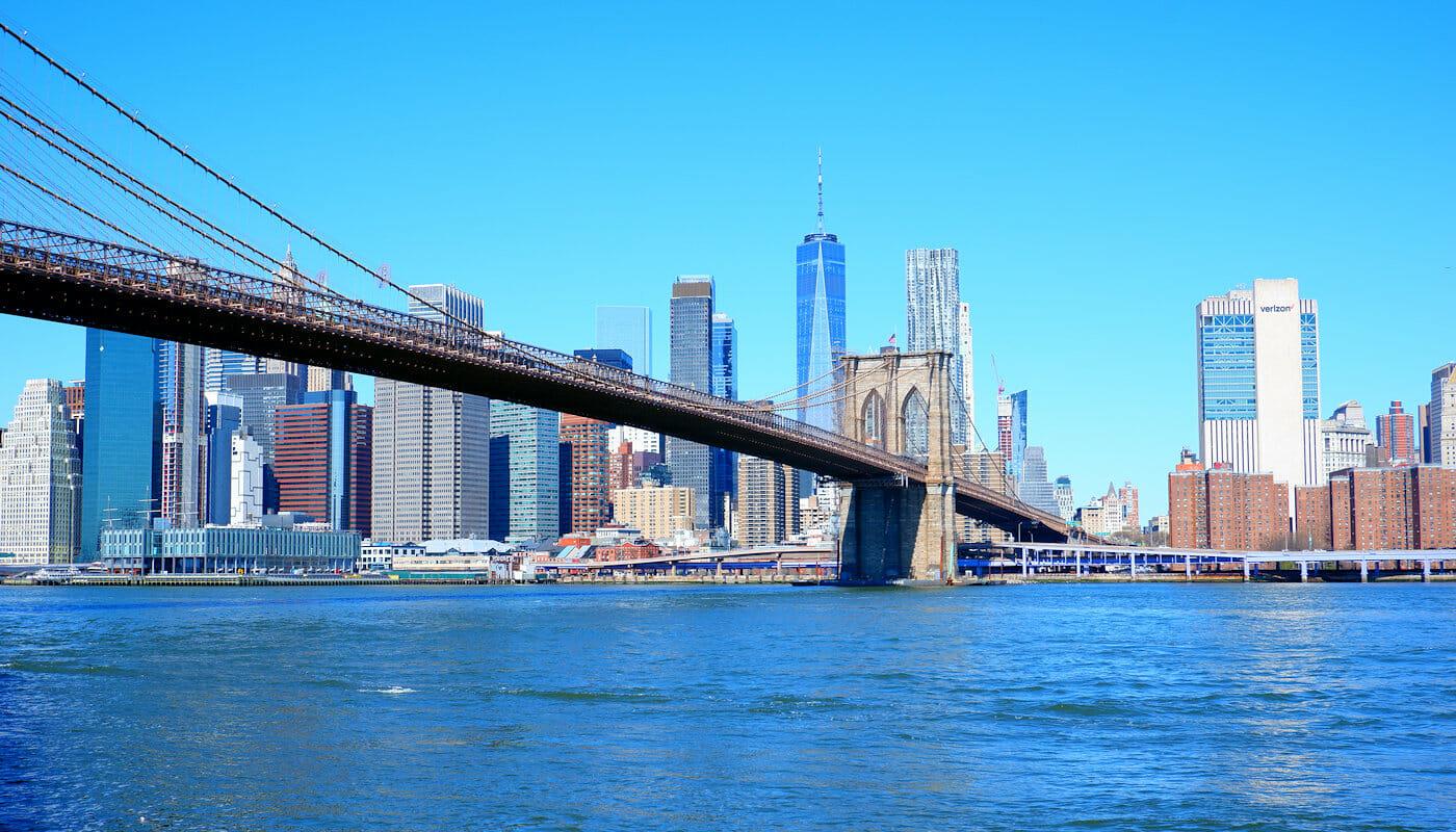 뉴욕 맨해튼 - 브루클린 브리지